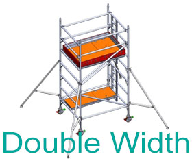Double Width Towers