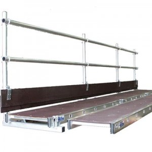 Staging Board Handrail (single side)