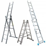 Combination Ladder - 1.7m to 4.1m