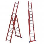 GRP Combination Ladder - 1.68m to 3.28m