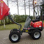 1 Tonne Mini Dumper