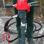 Hydraulic Breaker Unit - Petrol